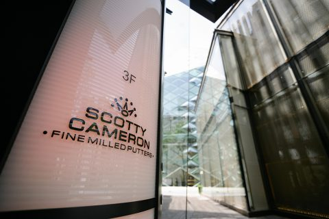 Scotty Cameron Golf Gallery Tokyo – A New Focus