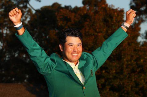 Congratulations to Hideki Matsuyama on The Masters Tournament!!